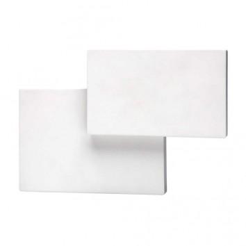Aplique de pared diseño rectangular LED 5W