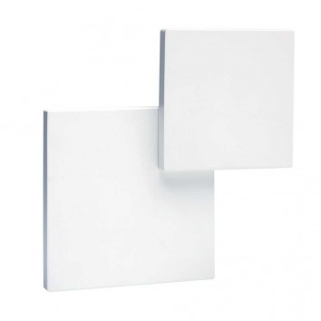 Aplique de pared diseño cuadrado LED 5W