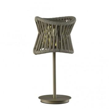 Lámpara de mesa recargable serie Polinesia LED 2W