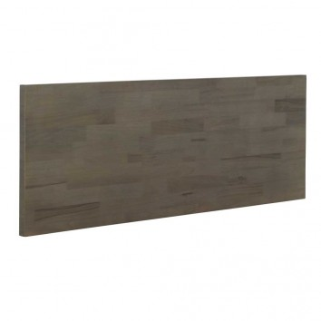 Cabezal de cama chapado abeto natural 165x60cm
