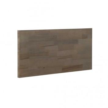 Cabezal de cama chapado abeto natural 110x60cm
