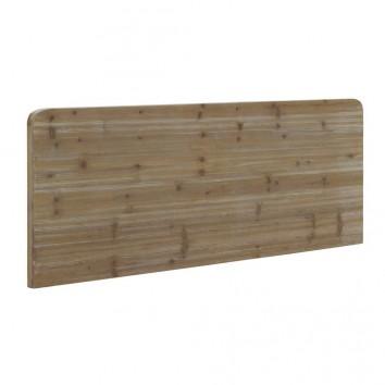 Cabezal madera de abeto estilo rústico vintage  165x60cm