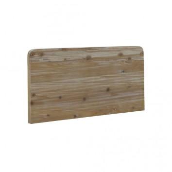 Cabezal madera de abeto estilo rústico vintage  110x60cm