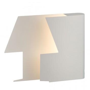 Lámpara de mesa LED diseño Book 35cm