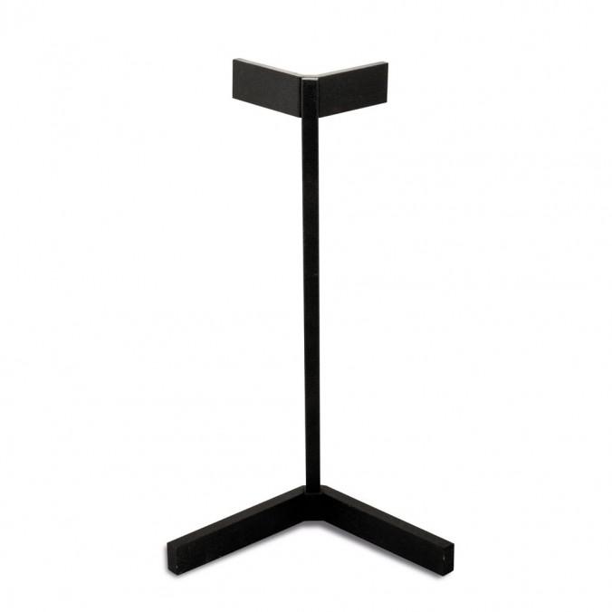 Lámpara de mesa Vector tono negro con luz LED