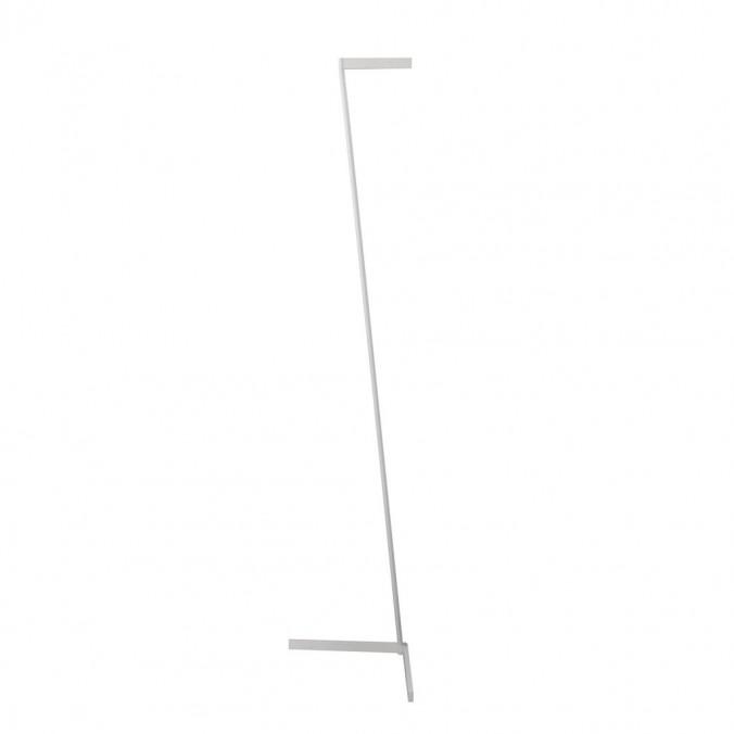 Lámpara de pie Vector tono blanco con luz LED