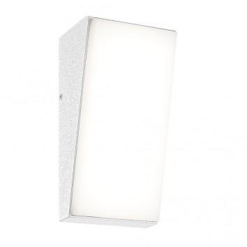 Aplique de pared vertical LED serie Solden blanco