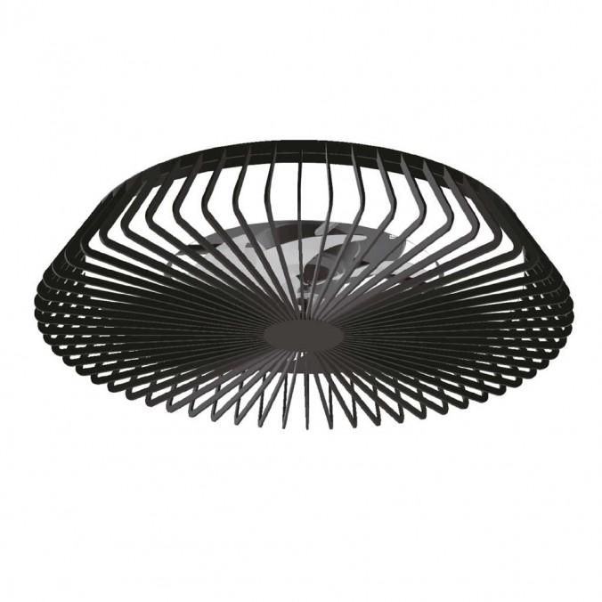 Ventilador de techo con luz LED Himalaya Black