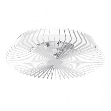 Ventilador de techo con luz LED Himalaya White