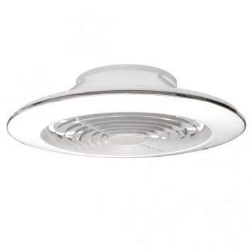 Ventilador de techo con LED Alisio XL White