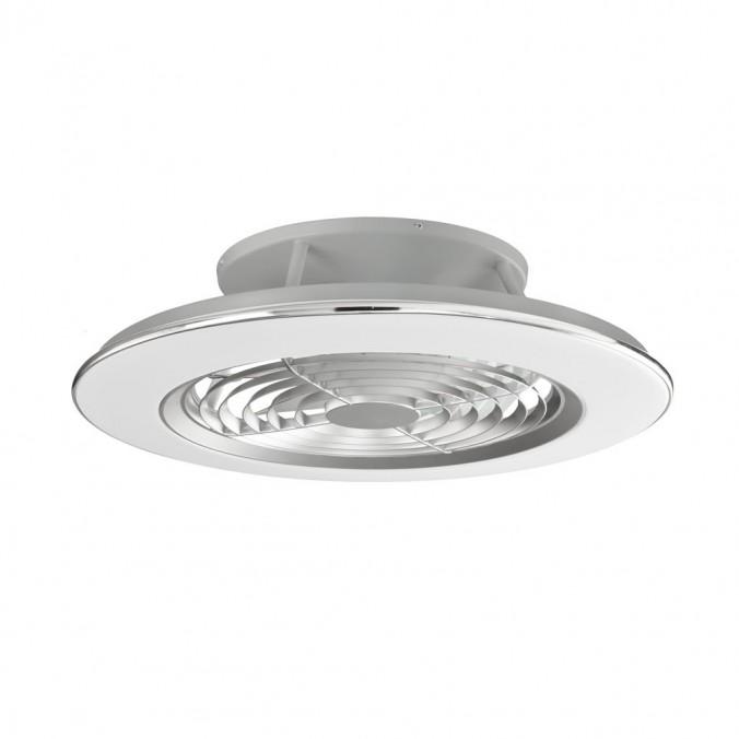 Ventilador de techo con LED Alisio Gray