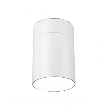 Mini plafón ARUBA blanco 12 cm