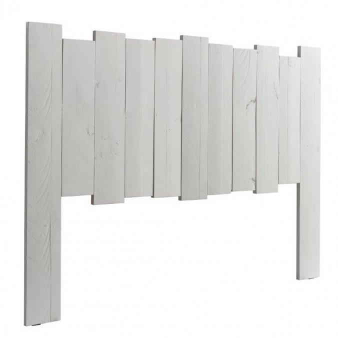 Cabezal 110-188cm madera de abeto y mdf