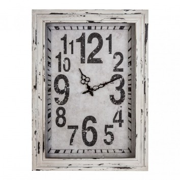 Reloj de pared estilo clásico 43x60cm