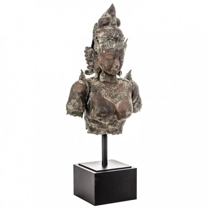 Escultura Balinesa 124cm estilo oriental