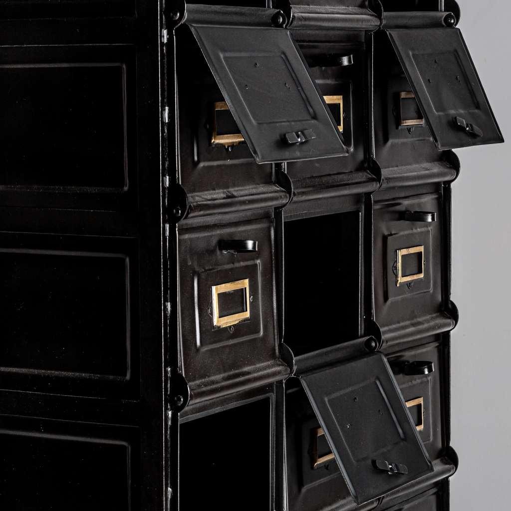 Multicajonera 90x180cm estilo industrial vintage erizho for Estilo industrial vintage