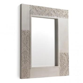 Espejo 80x100cm de estilo romántico