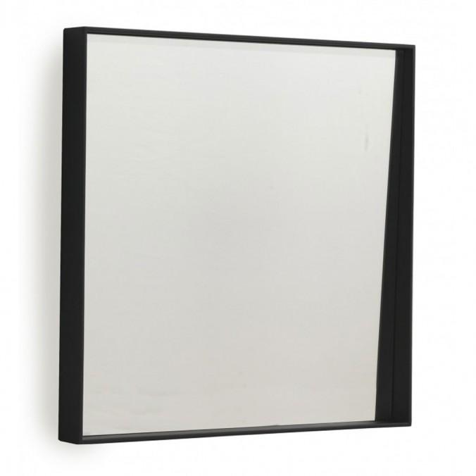 Espejo de pared 40x40cm dmf