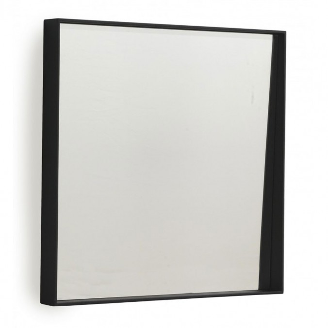 Espejo de pared 50x50cm dmf
