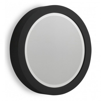 Espejo de pared redondo 59cm dmf