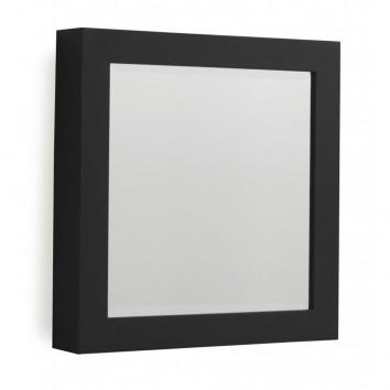 Espejo de pared 49x49cm dmf