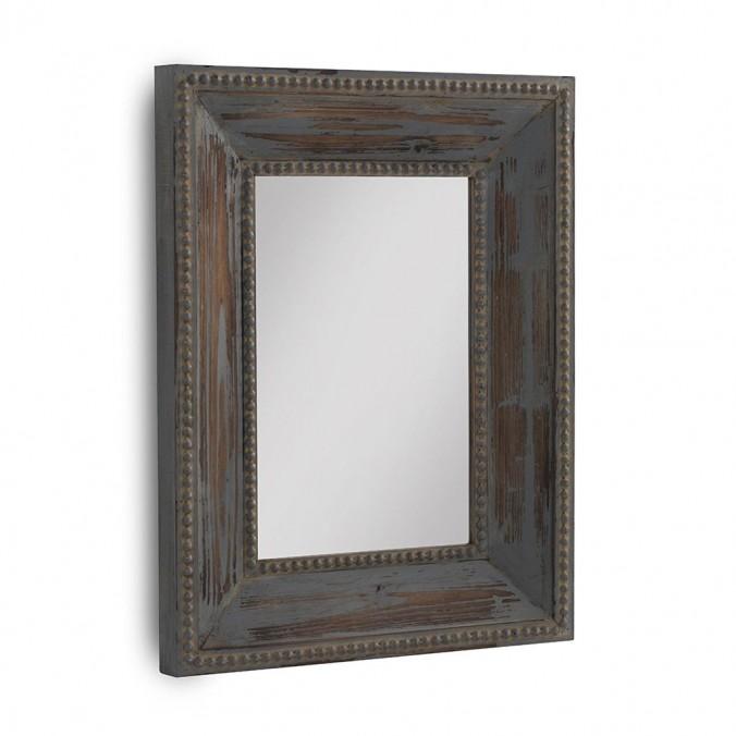 Espejo vintage 70x90cm abeto