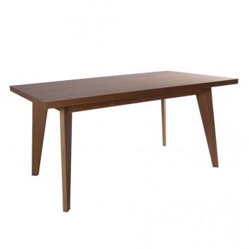 Mesa de comedor chapa de roble natural - 4 tamaños