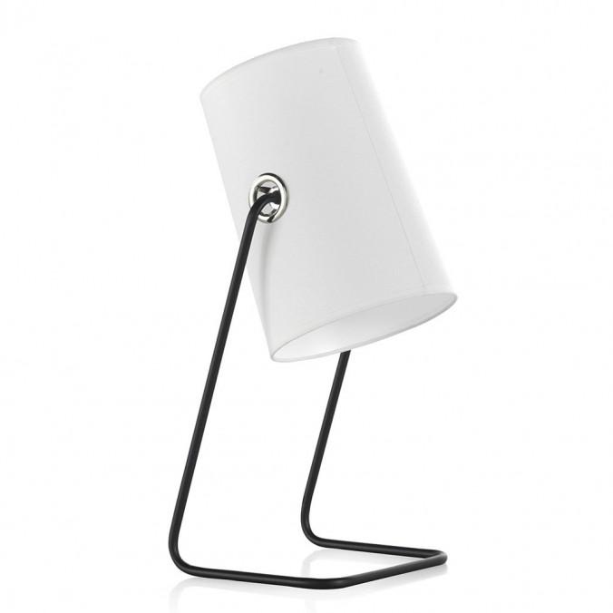 Lámpara de mesa con pantalla 20x46cm
