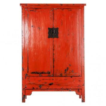 Armario estilo oriental 120x180cm madera de pino