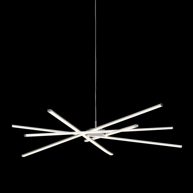 Lámpara de techo LED STAR 60W 103cm