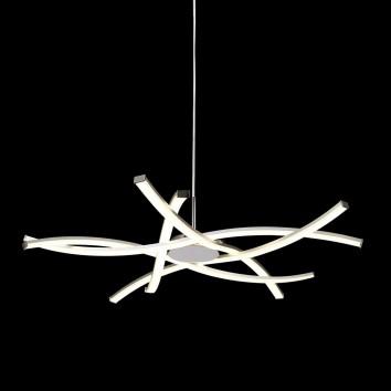 Lámpara de techo LED AIRE ondas 71cm