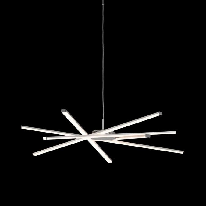 Lámpara de techo LED STAR 42W 71cm