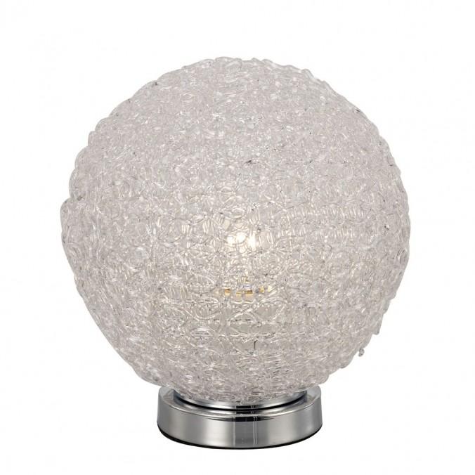 Lámpara mesa bola brillante 20cm