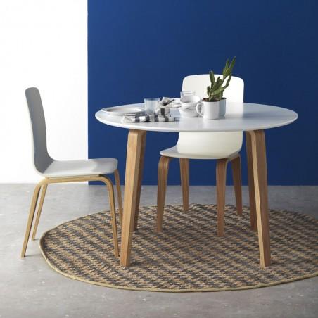 silla comedor estilo nordico ancho 42 cm