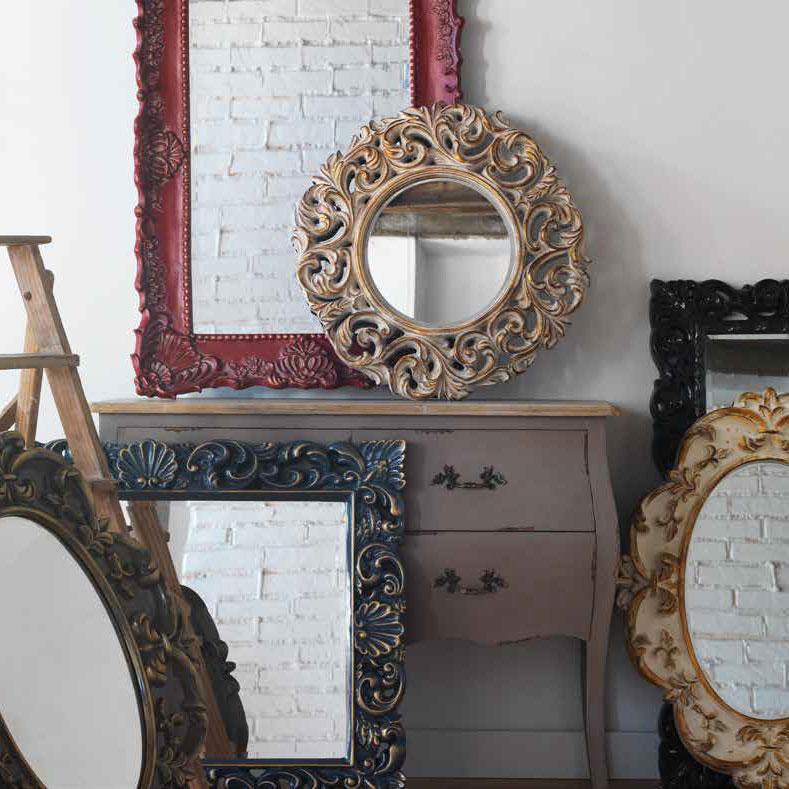 Espejos, decoración y mucho más en Erizho.com