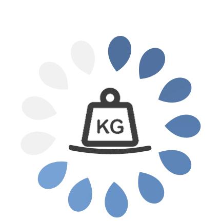Adecuado para: adultos de peso medio 60-90kg, jóvenes y niños en crecimiento.